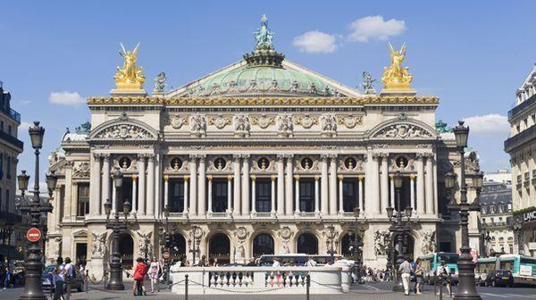 Visite Opéra Garnier complète plus de place