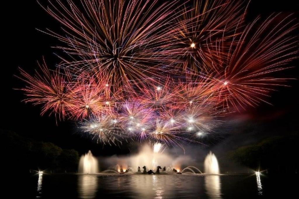 Grandes Eaux Nocturnes de Versailles